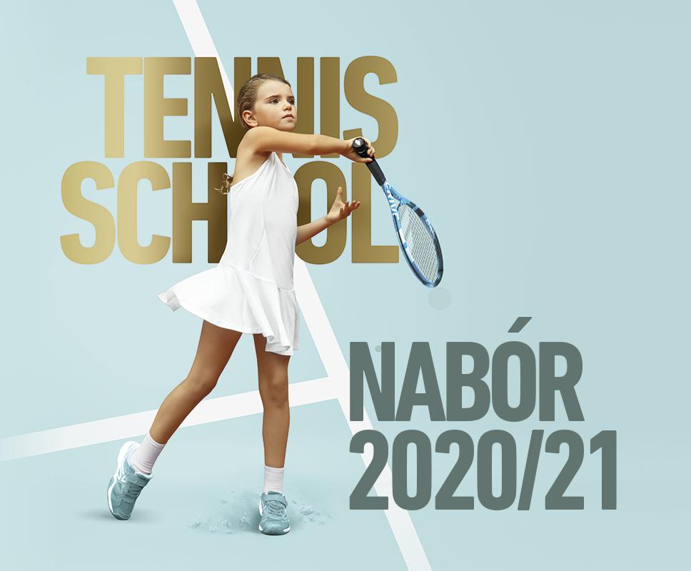 Nabór do szkółek tenisowych 2020/21
